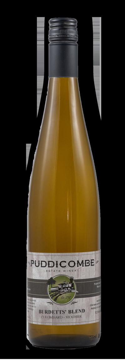 burdetts blend bottle