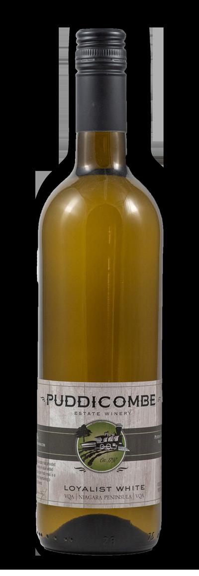 loyalist white bottle