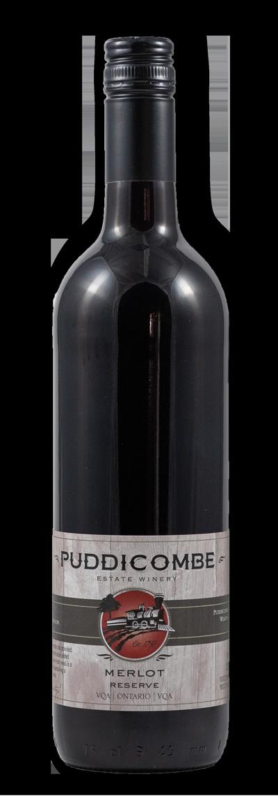 merlot reserve bottle
